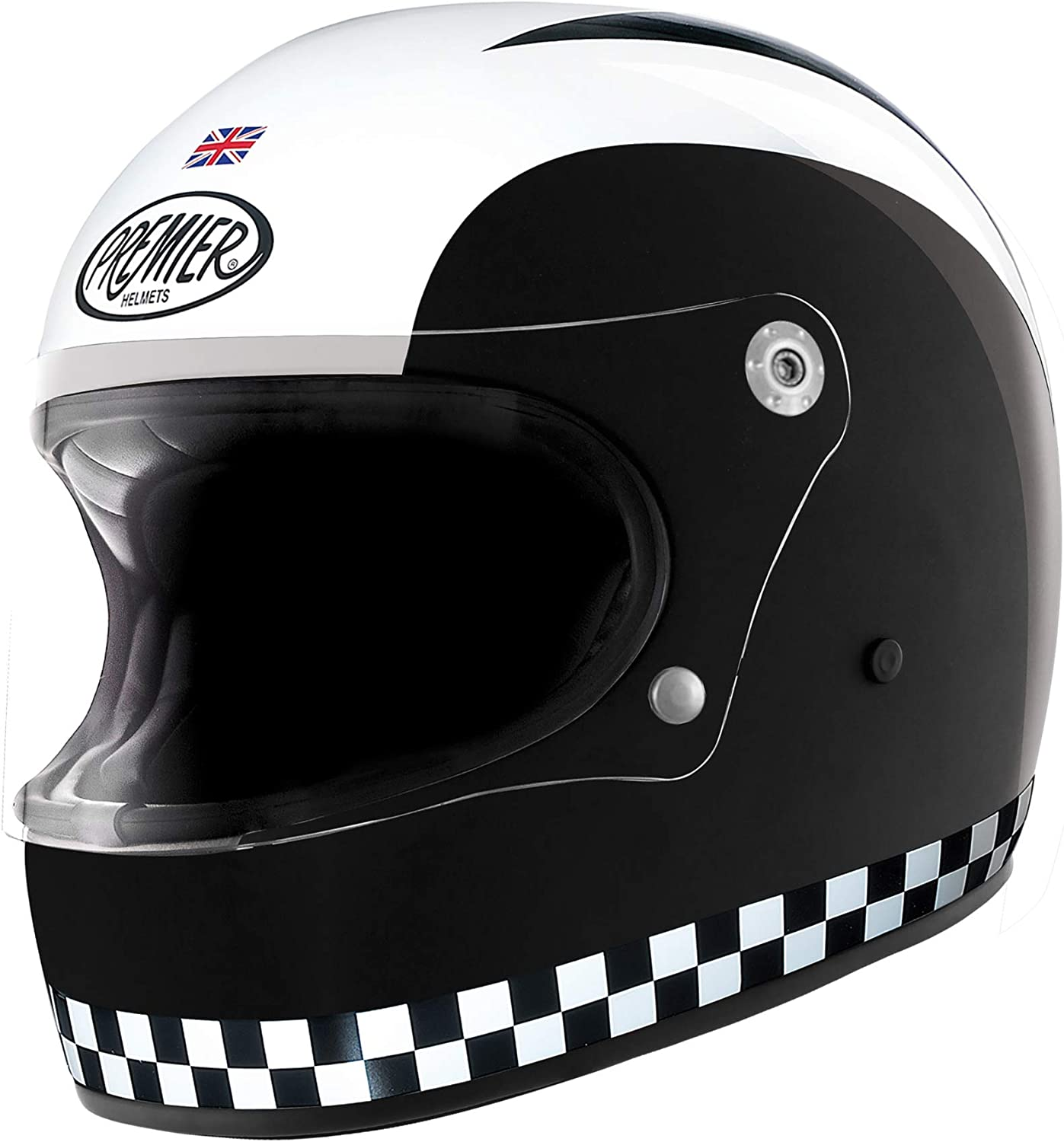 Casco Premier retro