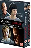 Criminal Justice - Collection [DVD] [2008]