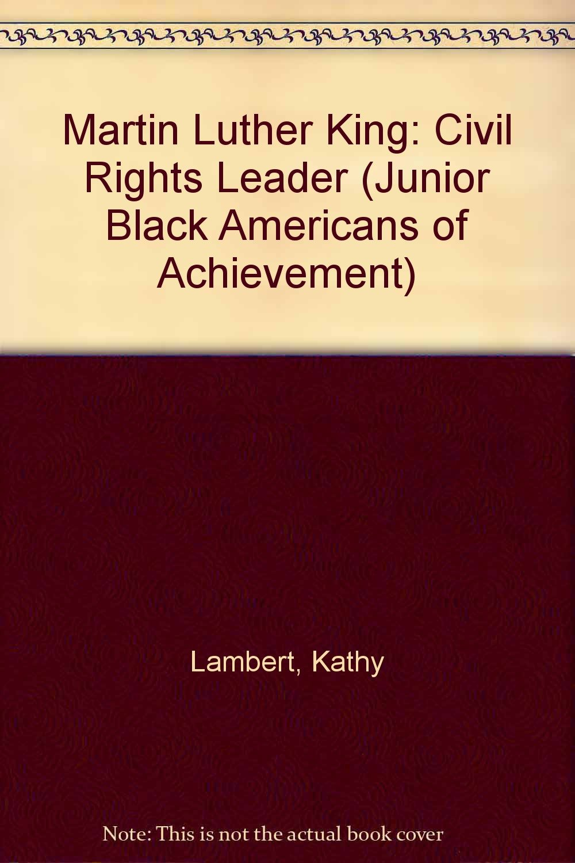 Martin Luther King, Jr (Junior World Biographies)
