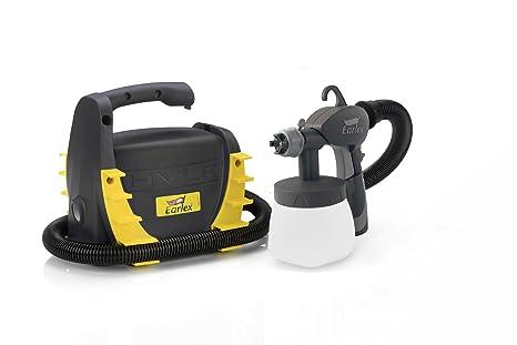 Earlex HV2900 Turbina de pintura negro y amarillo