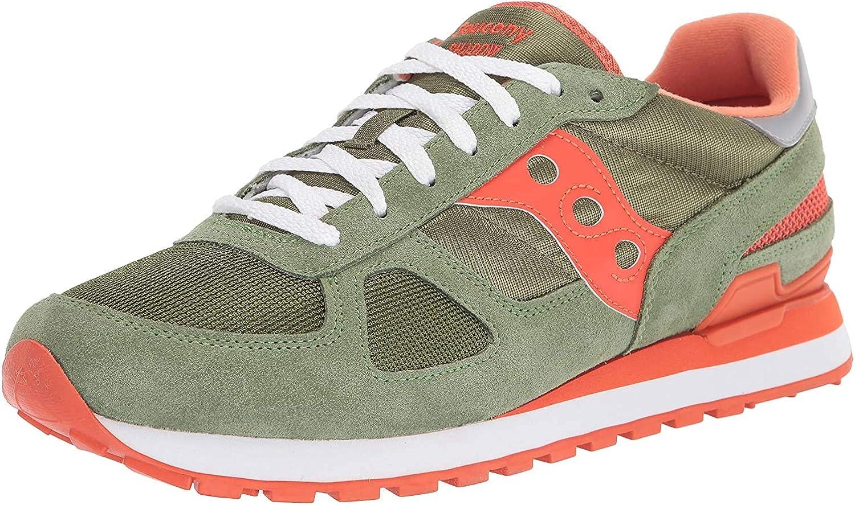 Saucony Shadow, Sneaker Uomo Verde