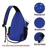 MOSISO Sling Backpack, Multipurpose Crossbody