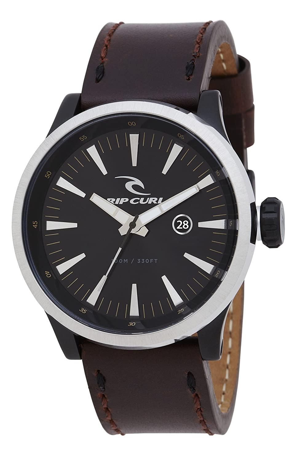 Rip Curl Recon Leather Midnight - Color: Midnight - Size: TU