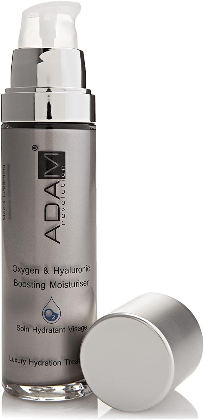 ADAM REVOLUTION Crema Facial Oxygen And Hyaluronic ...