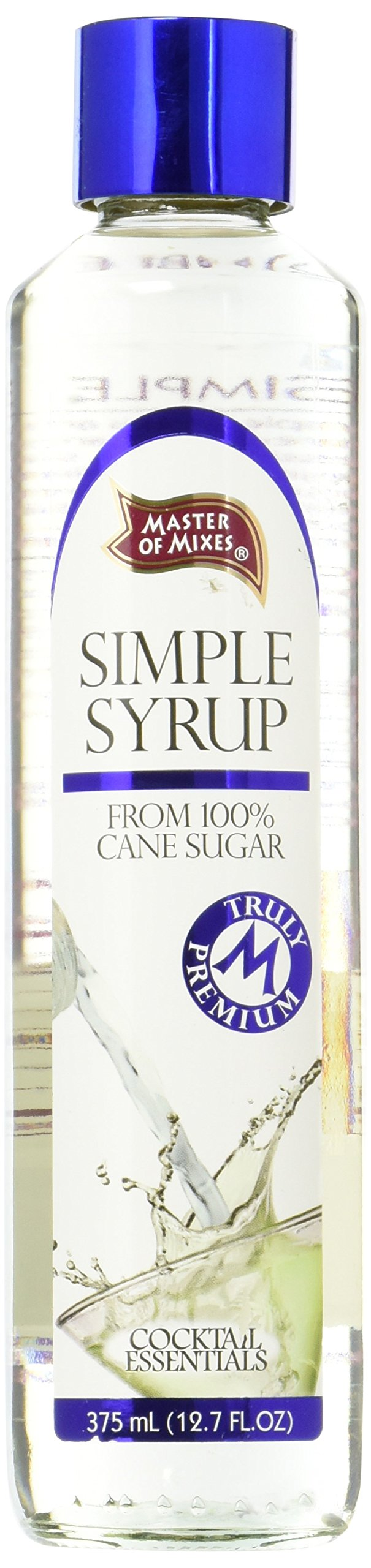 Master of Mixes-Cocktail Simple Syrup 375.0 ML(Pack of 1)