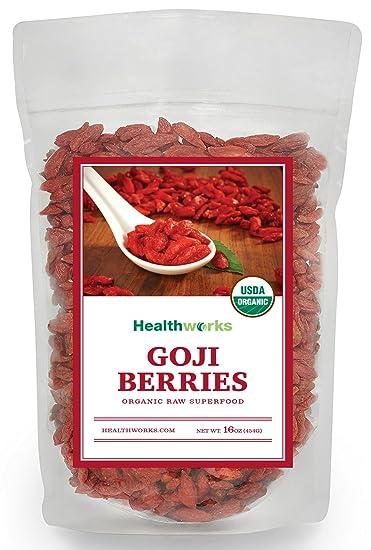 fruta antioxidante goji