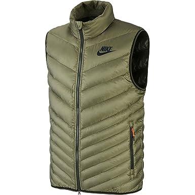buy popular 97d32 c1e3a Nike Cascade Piumino da Donna Ferro Verde, Uomo, 541464 ...