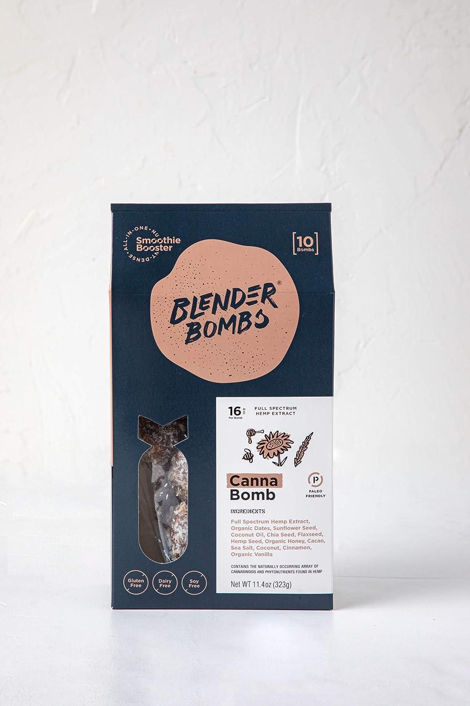Blender Bombs: Cannabomb