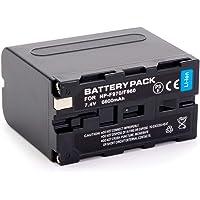 Gorilla Film Gear NP-F950/NP-F960/NP-F970 Camera Battery for Sony Camcorder (NPF950/NPF960/NPF970)