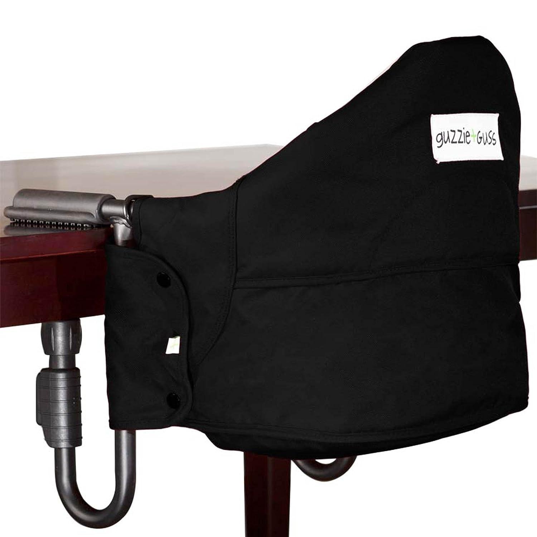 guzzie+Guss 201 Perch Table Chair, Black Guzzie + Guss GG201BLK