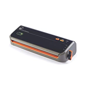 FoodSaver B016C4KK20 Vacuum Sealer GM2050-000 GameSaver Outdoorsman Sealing System, kkkk Black