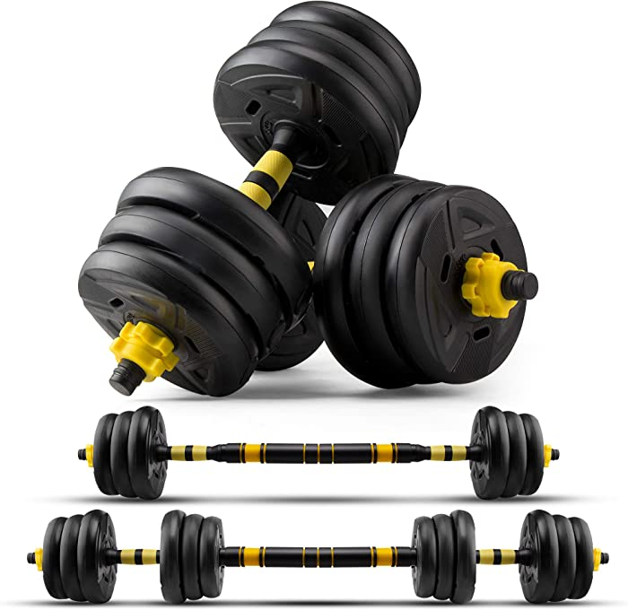 Top 10 Home Gym Equipment Dumbell Set