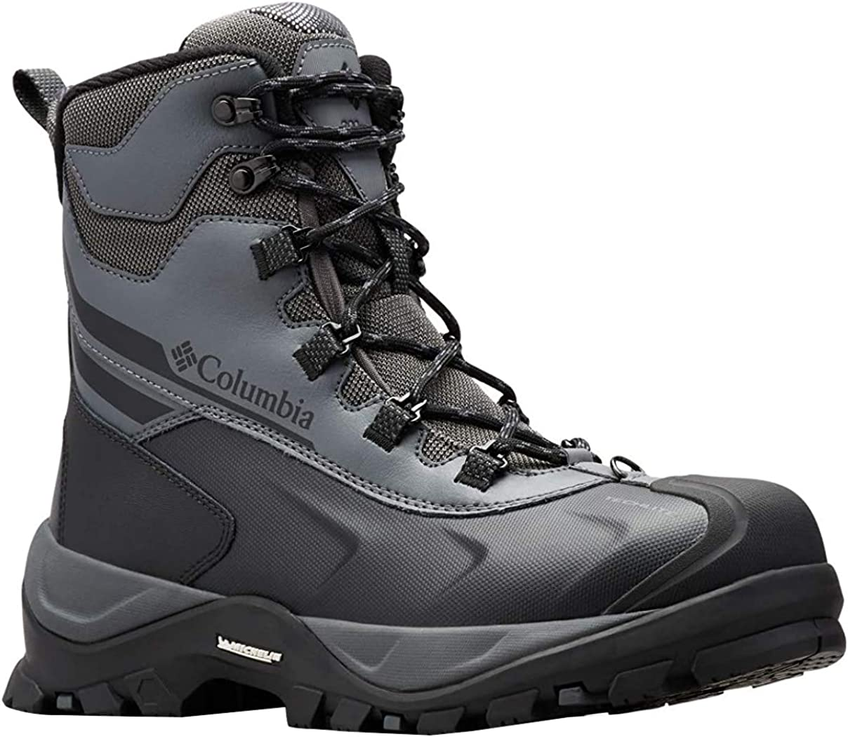 Columbia Men s Bugaboot Plus IV Winter Boot, Omni-Heat