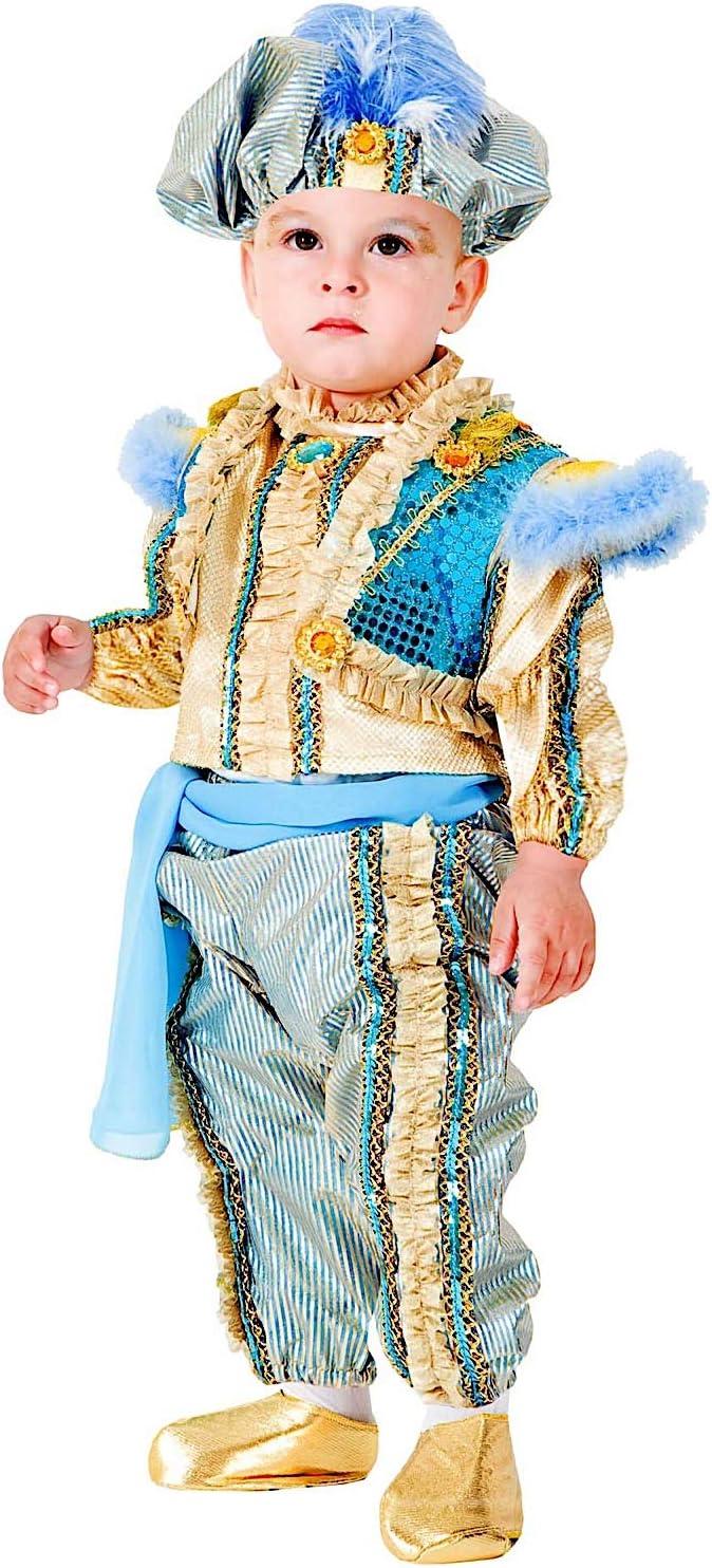 VENEZIANO Disfraz PRINCIPITO del Este Vestido Fiesta de Carnaval ...