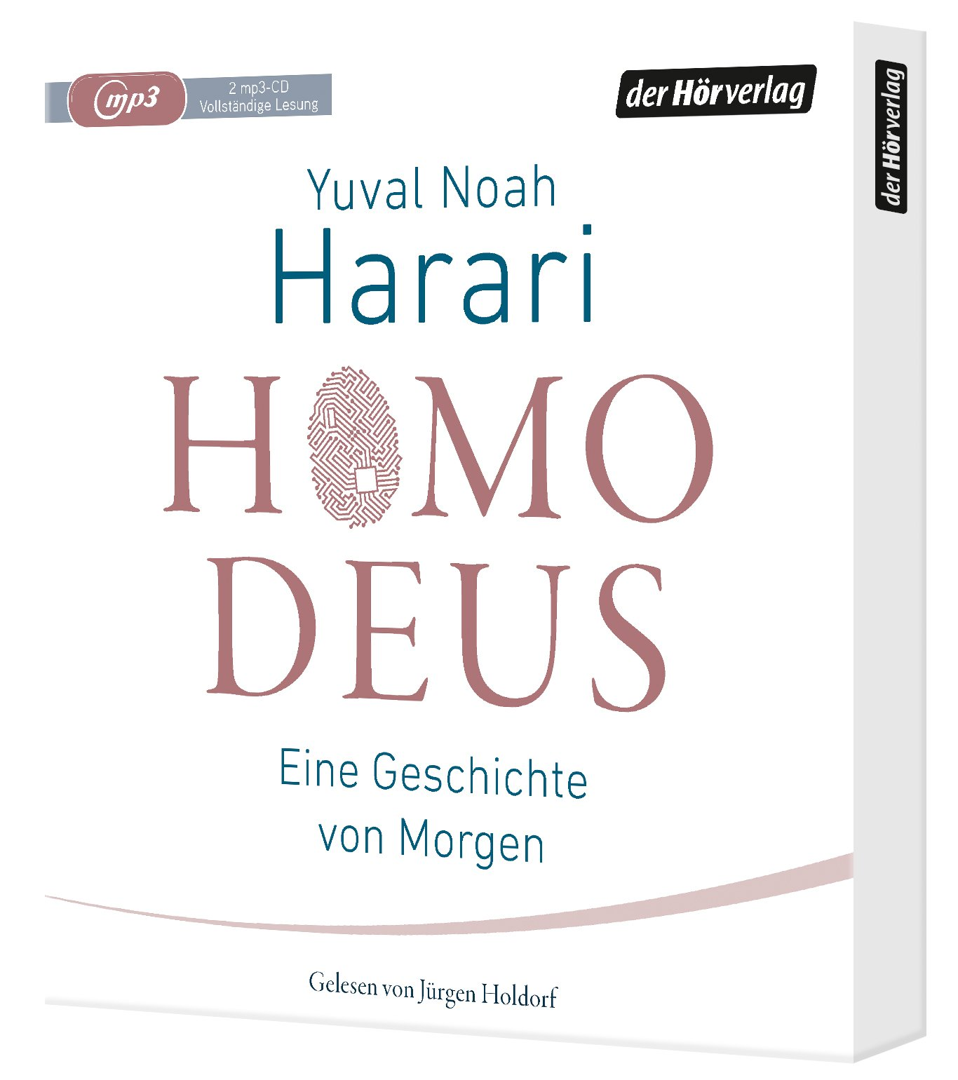 Homo Deus (German) MP3 CD