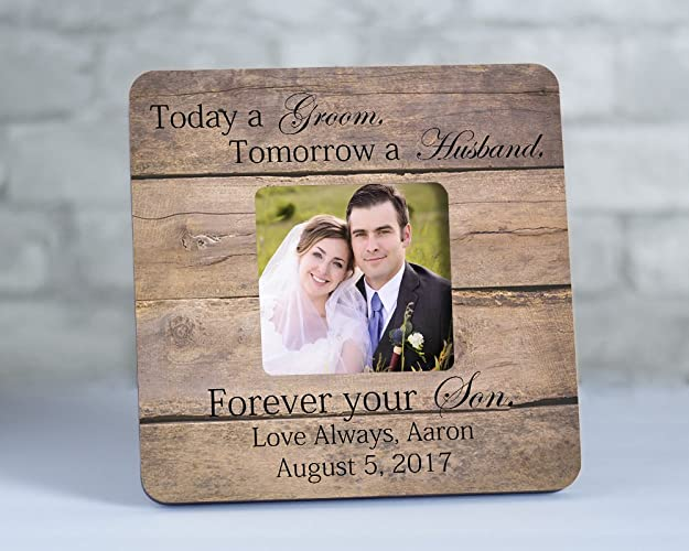 Amazon Com Parents Of The Groom Gift Wedding Gifts For Parents