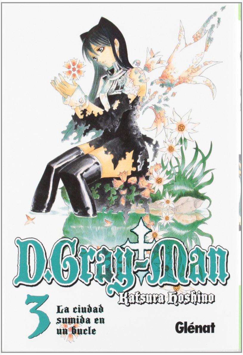 Download D.Gray-Man 3 La ciudad sumida en un bucle/ The Rewinding City (Spanish Edition) pdf epub