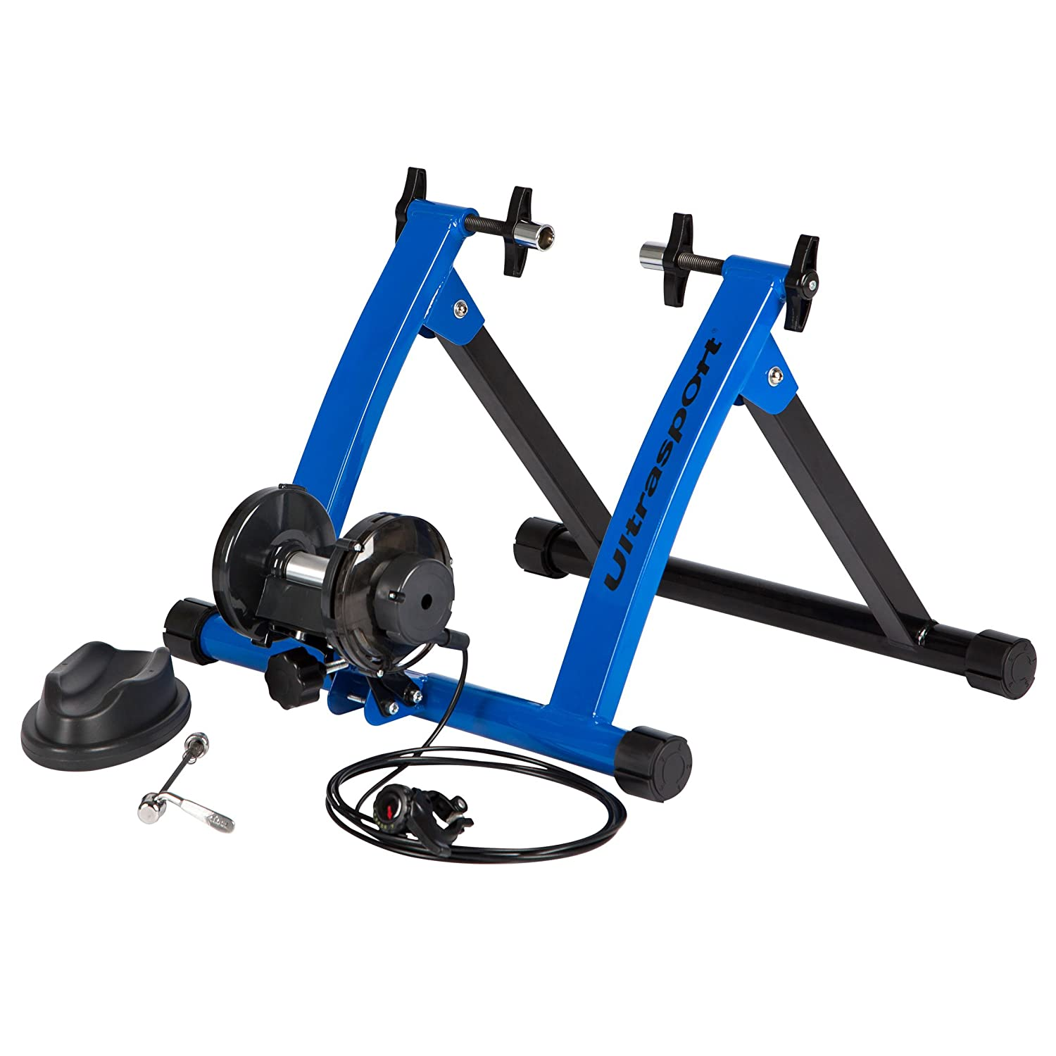 Ultrasport Bicycle Exerciser Set with Gears – TÜV tested 3.309E+11