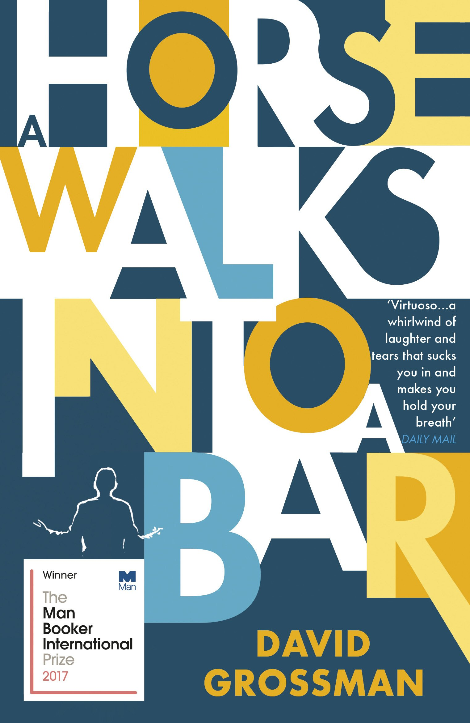 A Horse Walks into a Bar ebook