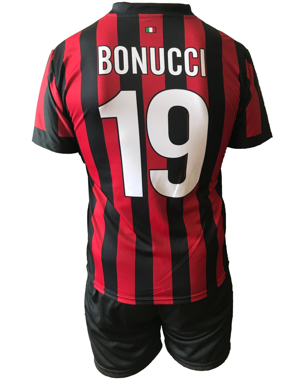 Terza Maglia Juventus LEONARDO BONUCCI