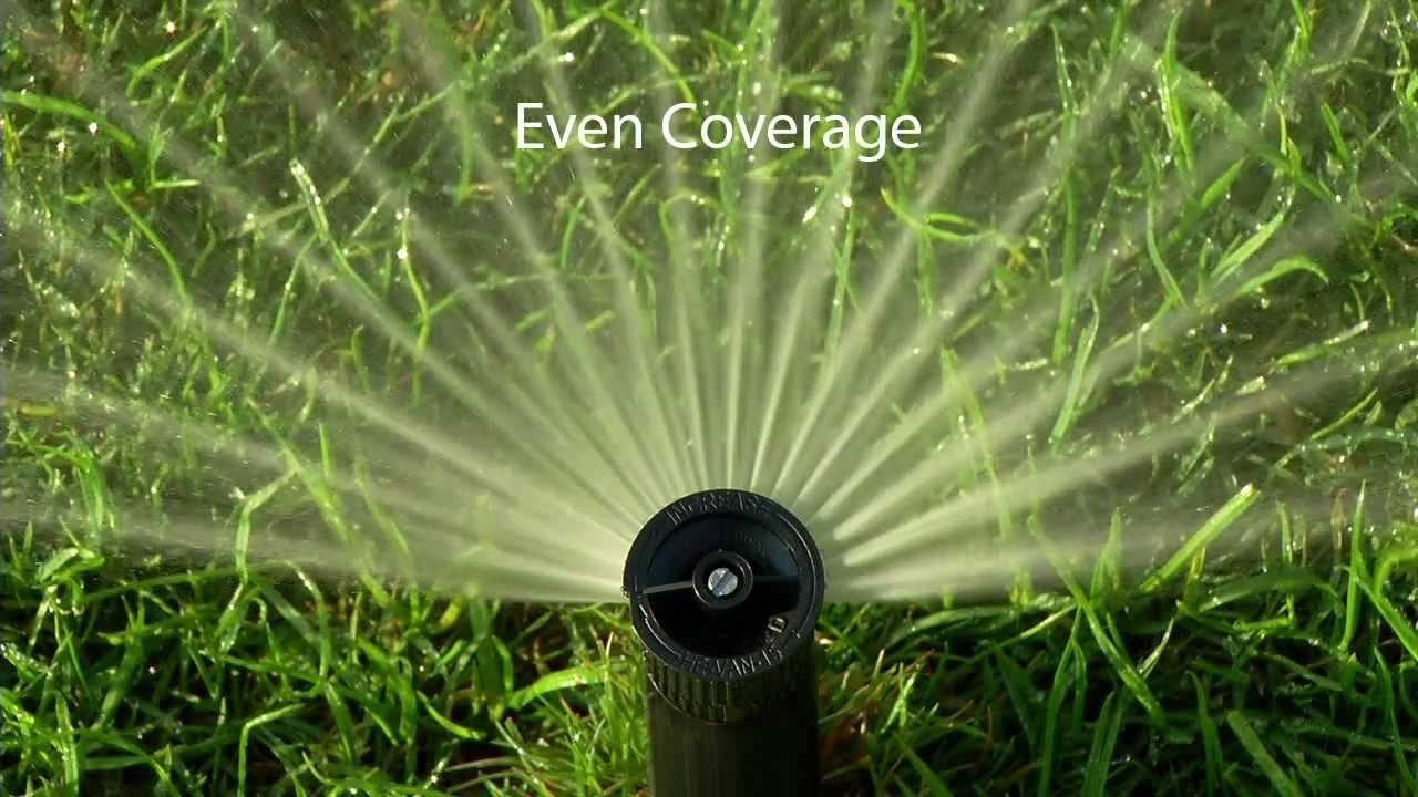 Rain Bird 1806VAN - 6'' Professional Pop-up Sprinkler - 5 Pack - Adjustable Pattern (0 to 360 Degrees)