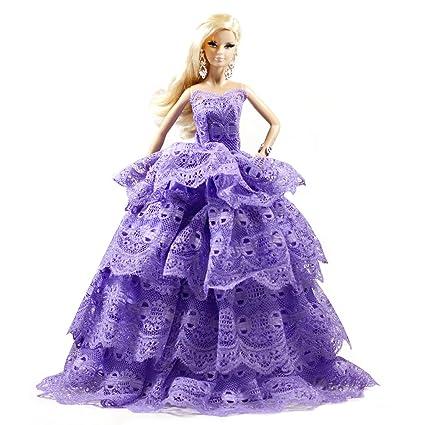 Purple Wedding Dresses.Amazon Com Peregrine Purple Layered Ball Gown Purple Lace Wedding