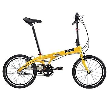 Dahon Faltrad VYBE i3 3 Gang ND Orange 20 Zoll Light Klapp Fahrrad Faltrahmen Shimano Nexus