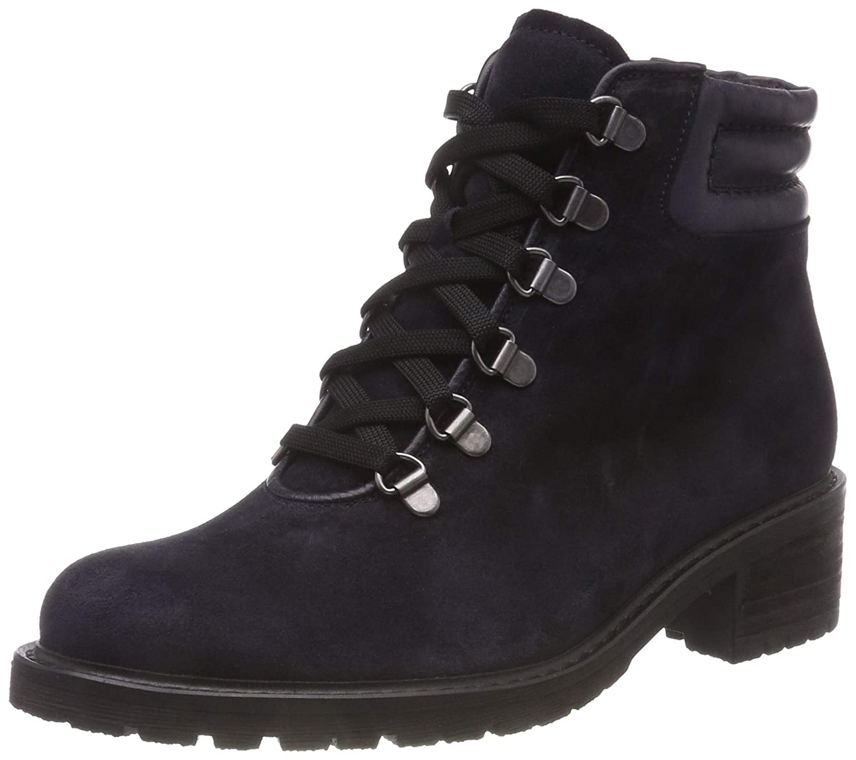 Gabor Shoes Comfort 19616 Basic, Botines Femme (Mel.) Bleu (Nightblue Femme (Mel.) 46) 4dbc39d - piero.space