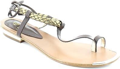 Isola Women's Adena Sandals,Dark Brown