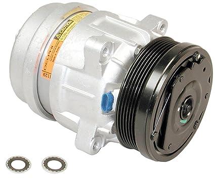 Delphi cs0135 Compresor De Aire Acondicionado