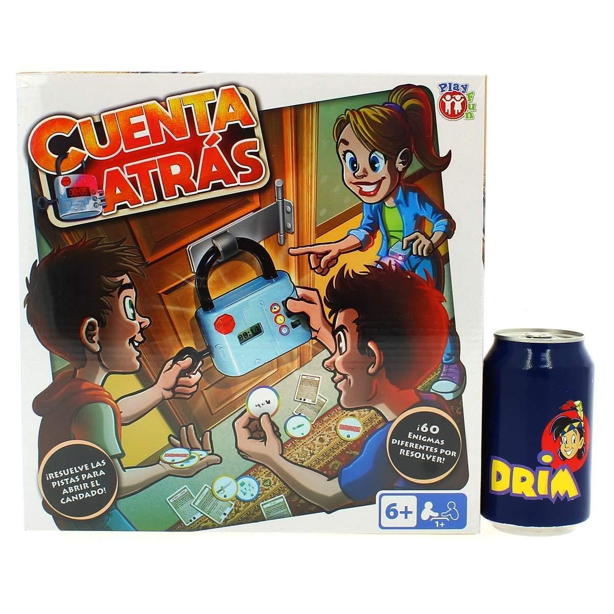 IMC Toys- Cuenta Atrà S, (IMC T OYS 98459)