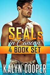 SEALS in Cancun: 4 Book Box Set Books #1-4 (Cancun Series 5) Kindle Edition