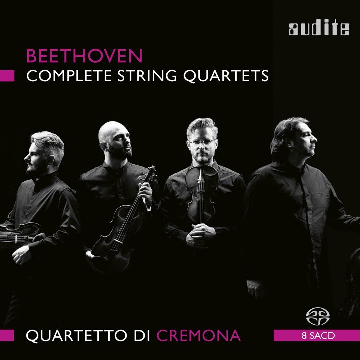 SACD : Lawrence Dutton - Complete String Quartets (Hybrid SACD, 8PC)