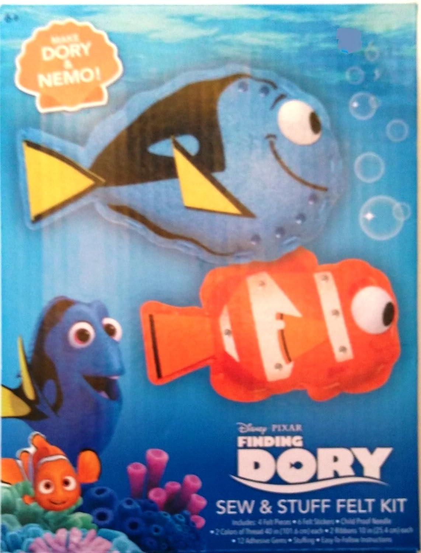 Disney Pixar Finding Dory Sew & Stuff Felt Kit   B06ZZ1GV2H