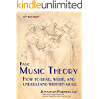 Basic Music Theory: How to Read, Write, and Understand Written Music (4th ed.) book cover