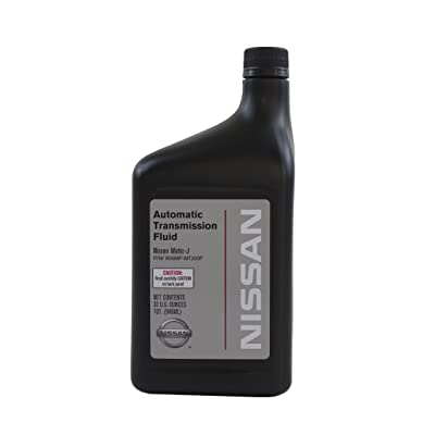 Genuine Nissan Fluid 999MP-MTJ00P Nissan Matic-J Automatic Transmission Fluid - 1 Quart: Automotive