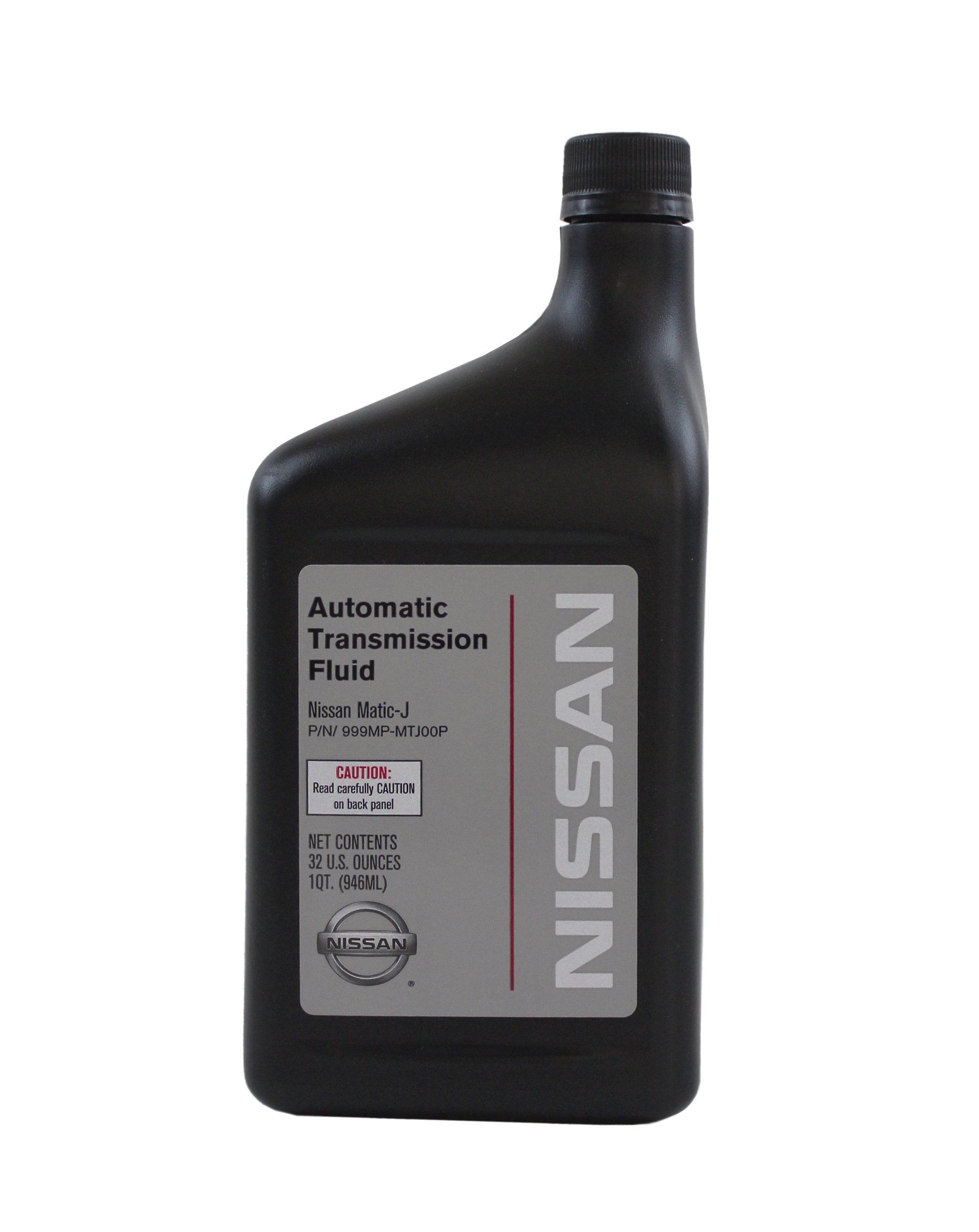Nissan Genuine Fluid 999MP-MTJ00P Matic-J Automatic Transmission Fluid - 1 Quart by Nissan