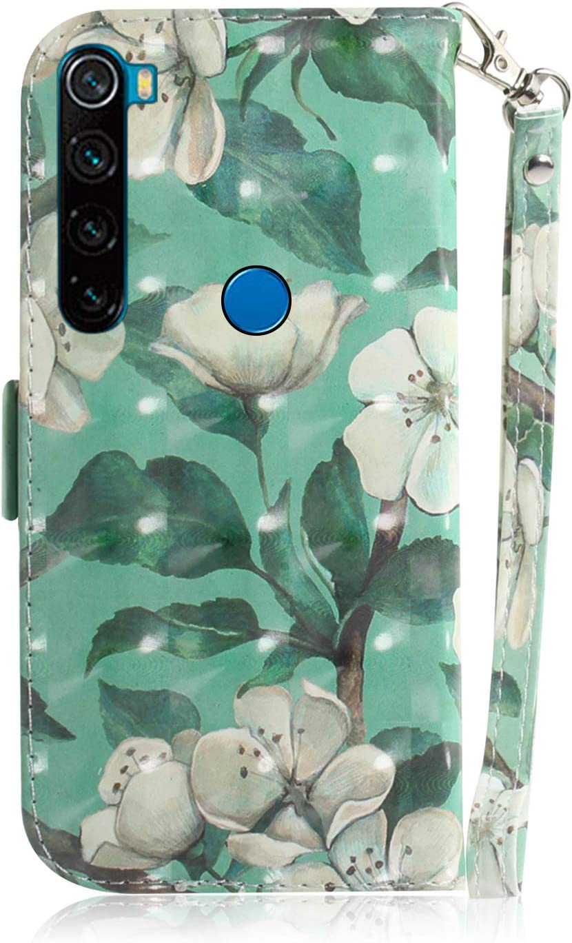 Brieftasche Handyh/ülle Klapph/ülle mit Kartenhalter Stossfest Lederh/ülle f/ür Xiaomi Redmi Note8 Tosim Xiaomi Redmi Note 8 H/ülle Klappbar Leder TOTXI161872 T8