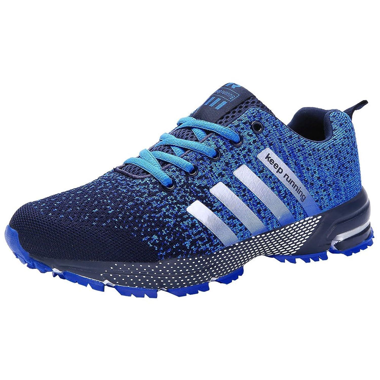 Asics - Zapatillas de skateboarding para hombre, color azul, talla 40.5