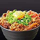 お肉がおいしい国産牛丼の具 5食セット(冷凍)