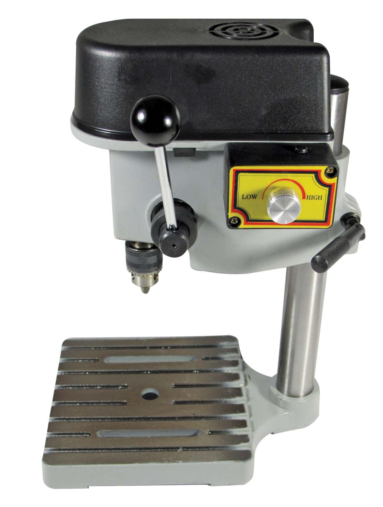 SE 3-Speed Mini Drill Press Bench by SE (Image #6)