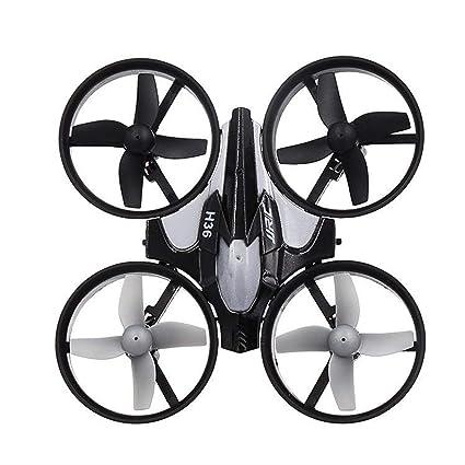 JOSE9A® JJRC JJR/C H36 Mini Quadcopter Drone 2,4 GHz 4 CH 6 Ejes ...