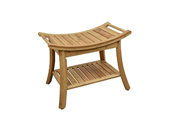 Sensational Amazon Com Proman Products St17091 Kyoto Bench Natural Andrewgaddart Wooden Chair Designs For Living Room Andrewgaddartcom
