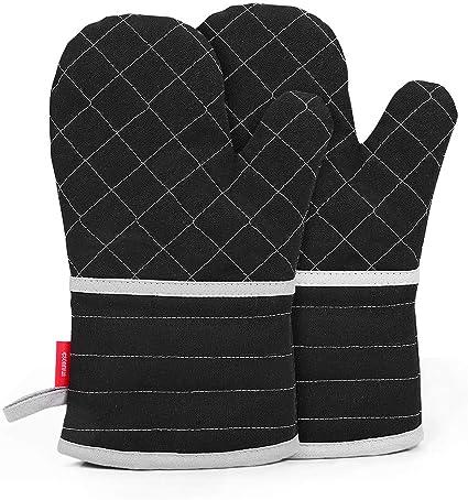 Gants de four de marque gants de pot 1 paire gants de cuisson long gants de cuisine mod/èle 2017