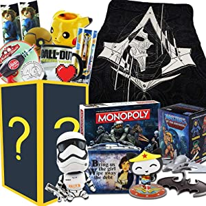 Toynk Super Mega Collectibles LookSee Box   Collectors Edition Wide Variety