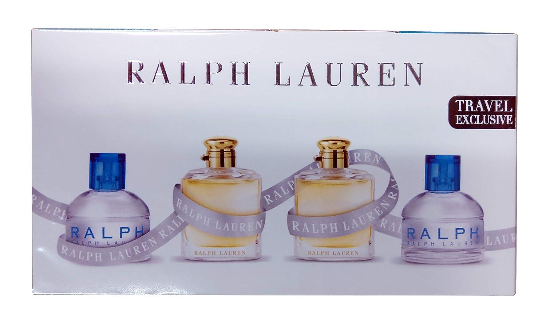 Ralph Lauren Mini Set, 2 x Ralph Lauren Woman, 2 x Ralph Lauren Ralph