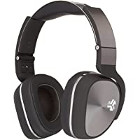 JLAB Audio FLEXMFI-SLV-BOX Over-Ear 3.5mm Wired DJ Headphones