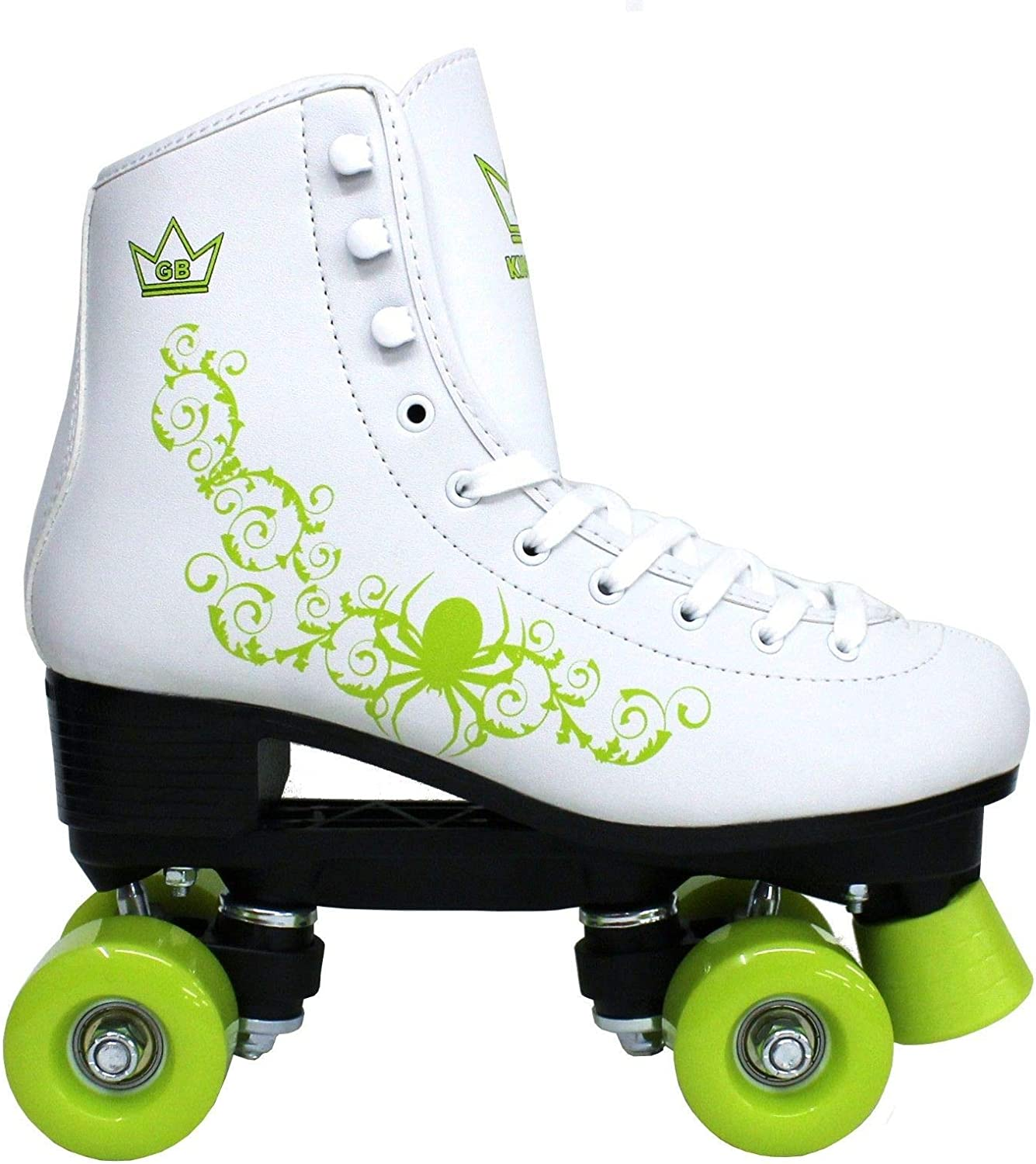 Kingdom GB Vector V2 Quad Wheels Roller Skates / UK