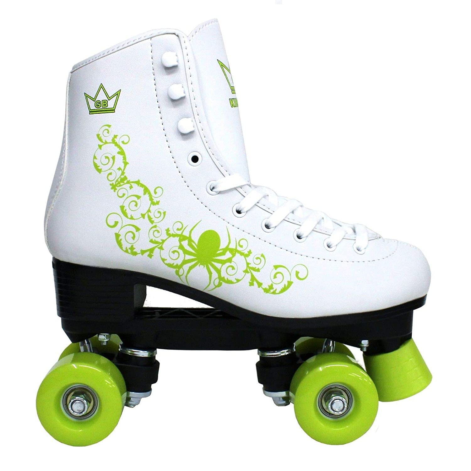 TALLA 29 EU. Kingdom GB Patines de Ruedas Vector Quad Wheels