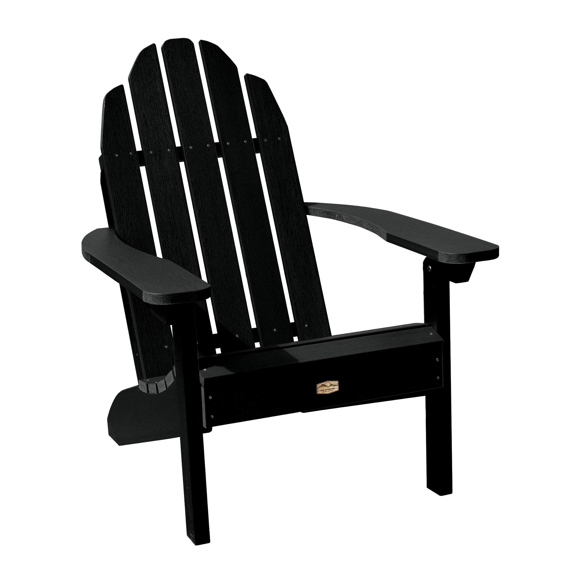 Elk Outdoors EO-CLAS1-ABY The Essential Adirondack Chair, Abyss by Elk Outdoors